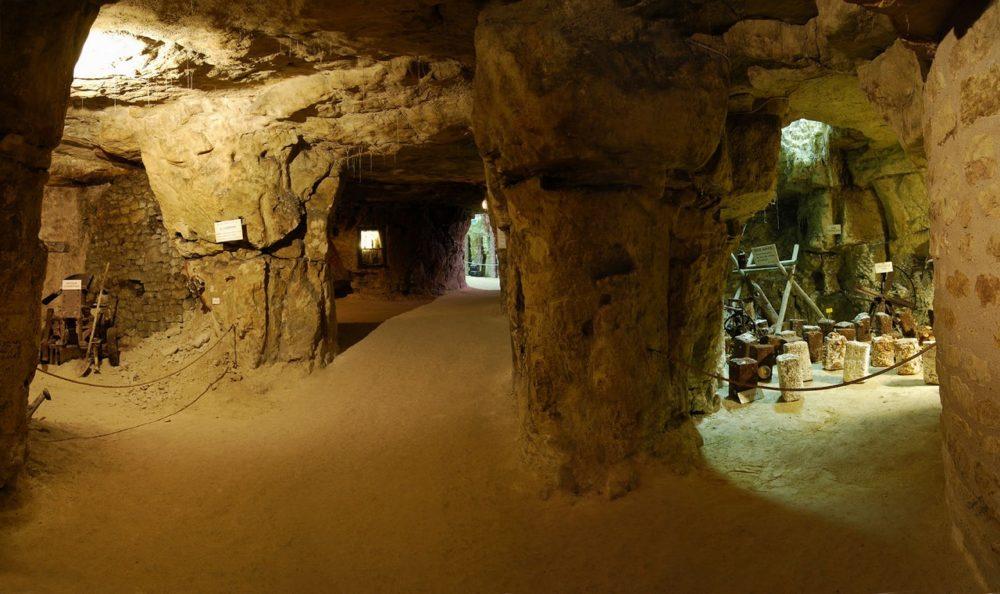 Musée du Champigno Saumur