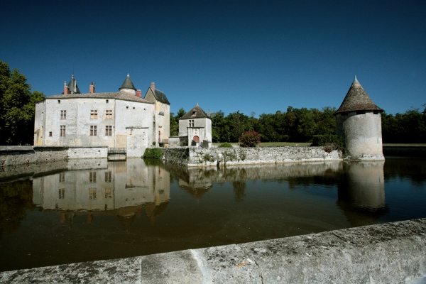 Le château de Montesquieu