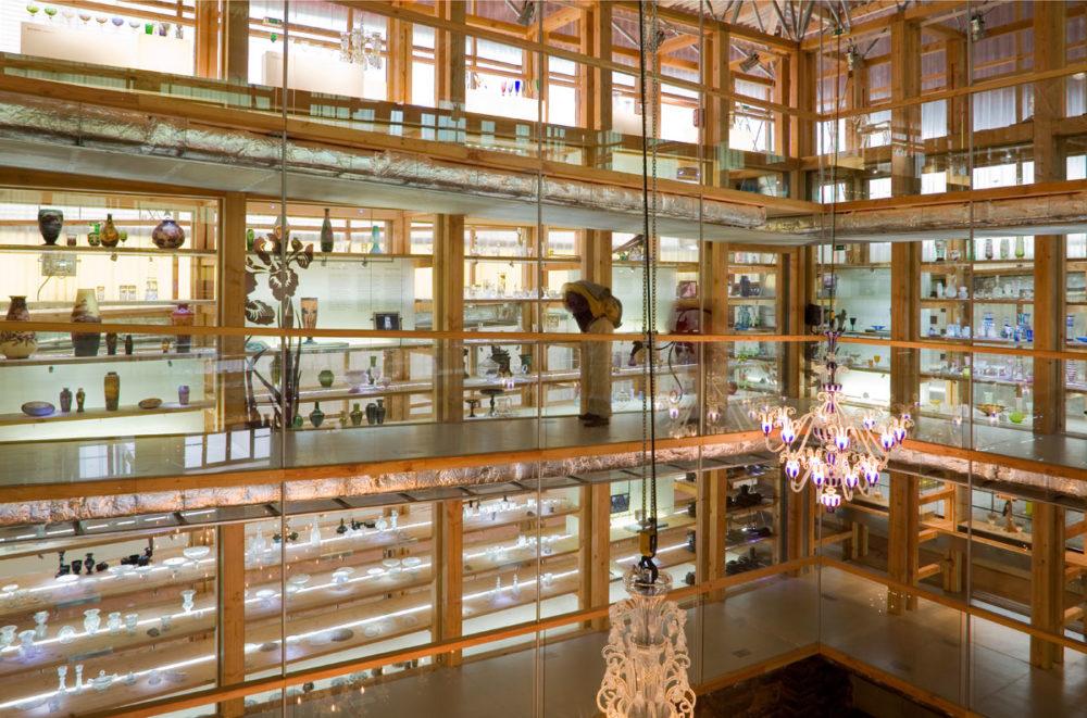 musée de cristal Saint Louis