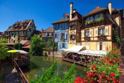 Découvrez l'Alsace en voiture ancienne
