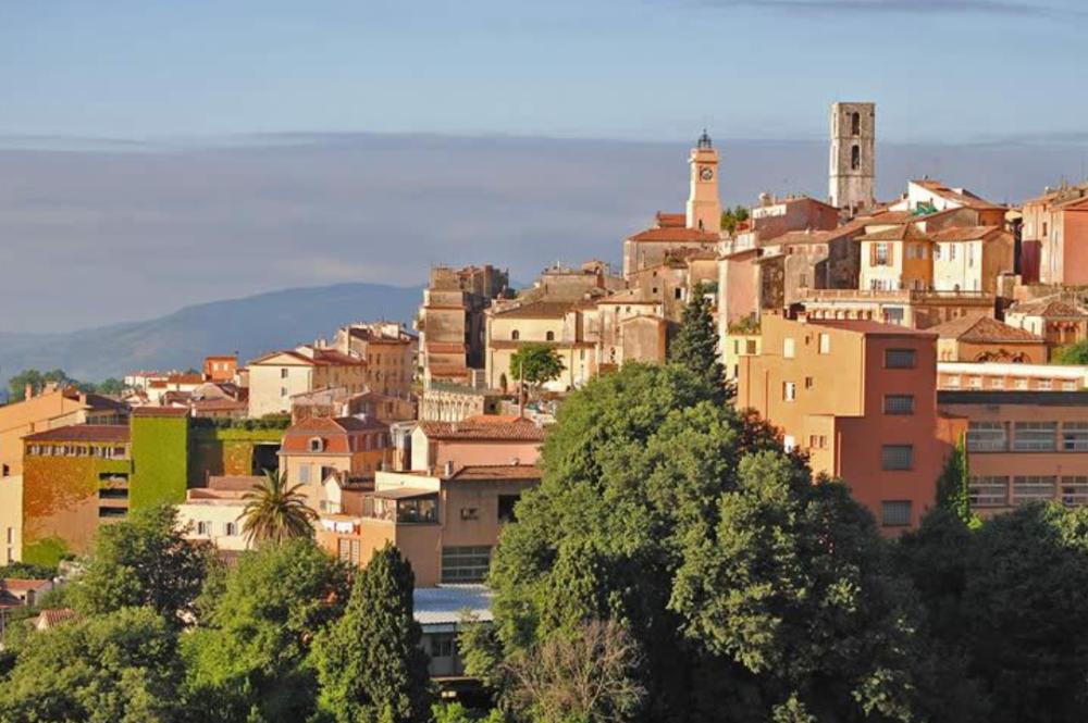 Grasse village