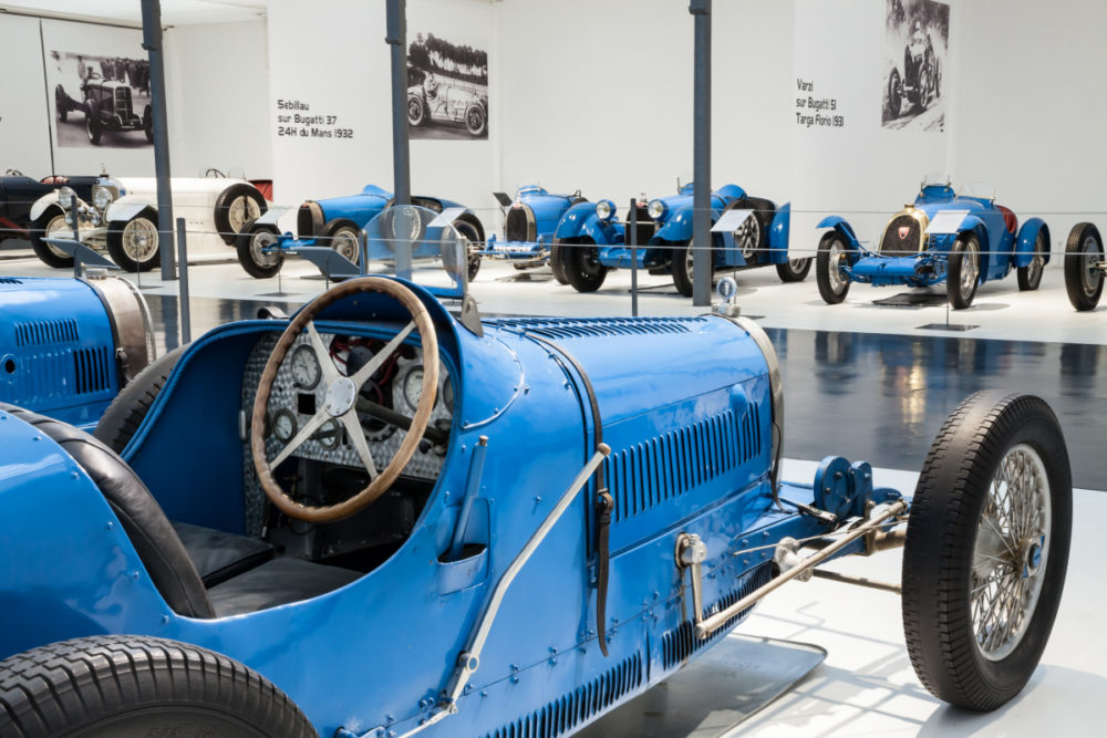 Collection voiture Schlumpf
