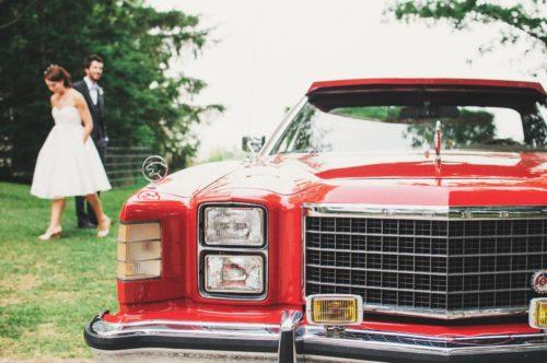Location de voiture ancienne pour un mariage