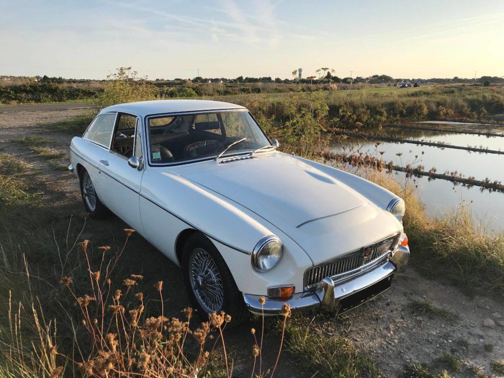 MG C GT La Baule