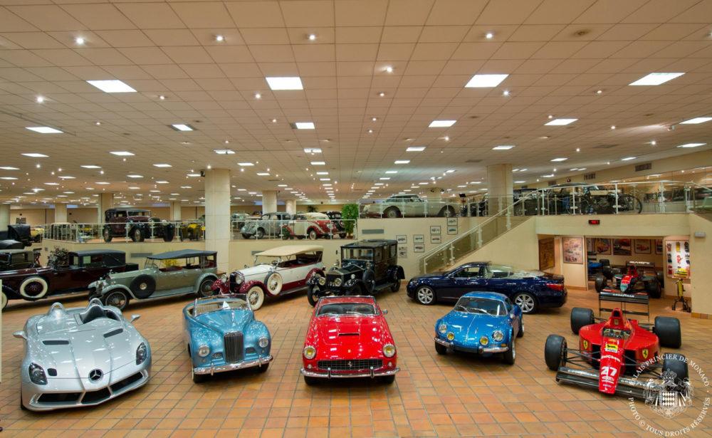 Collection voiture du Prince de Monaco