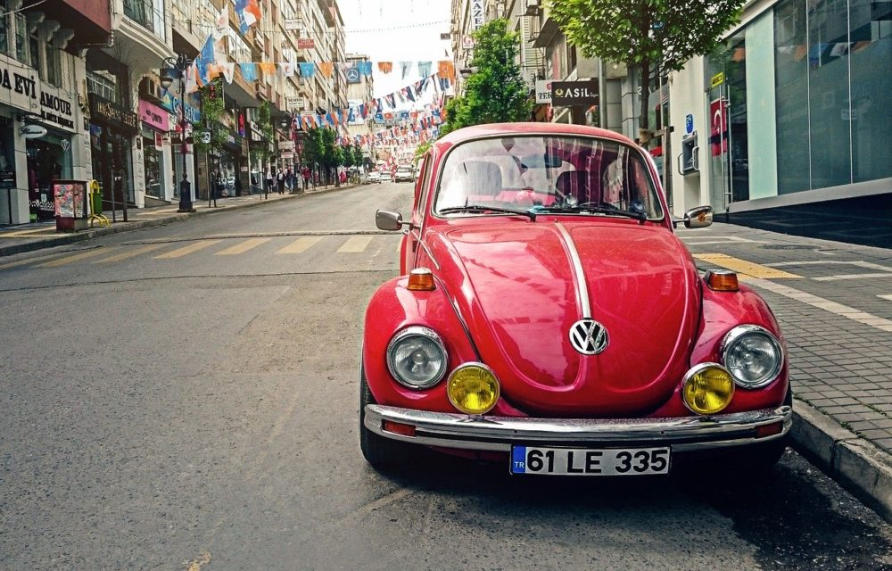 New beetle rouge