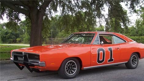Top 10 des voitures anciennes préférées de la Télé