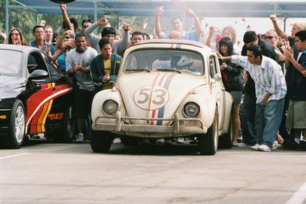 Top 5 : Les films inspirés de voitures