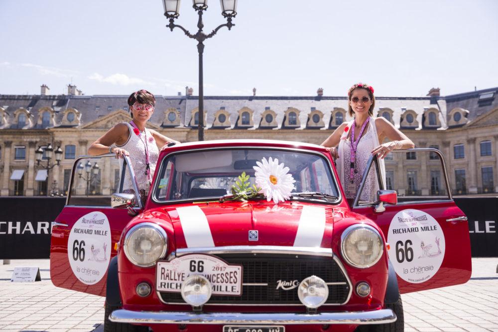 Mini Rallye des Princesse 2017
