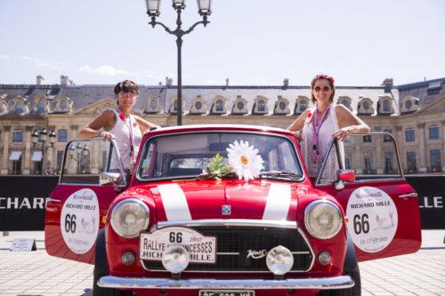 Comment participer à un rallye sans être propriétaire d'une voiture de collection ?