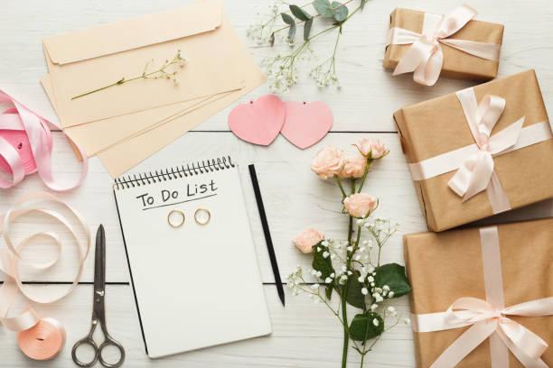 Les grandes étapes pour organiser le mariage de vos rêves