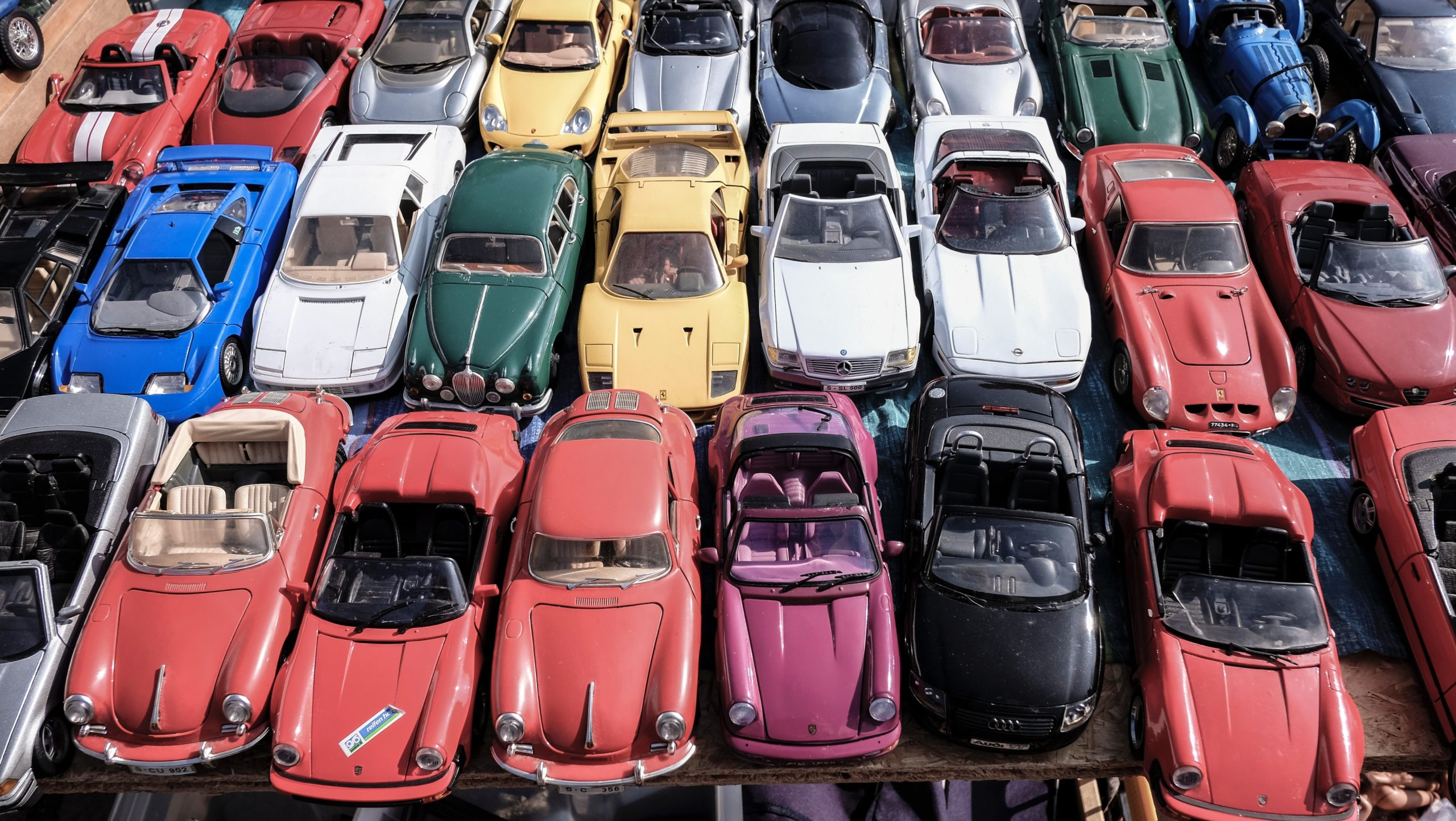 Tout savoir sur les cabriolets de collection
