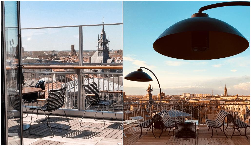 Ma biche sur le toit, Toulouse