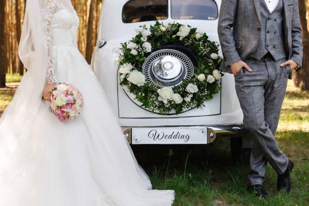 Conseils pour louer une voiture avec chauffeur pour son mariage