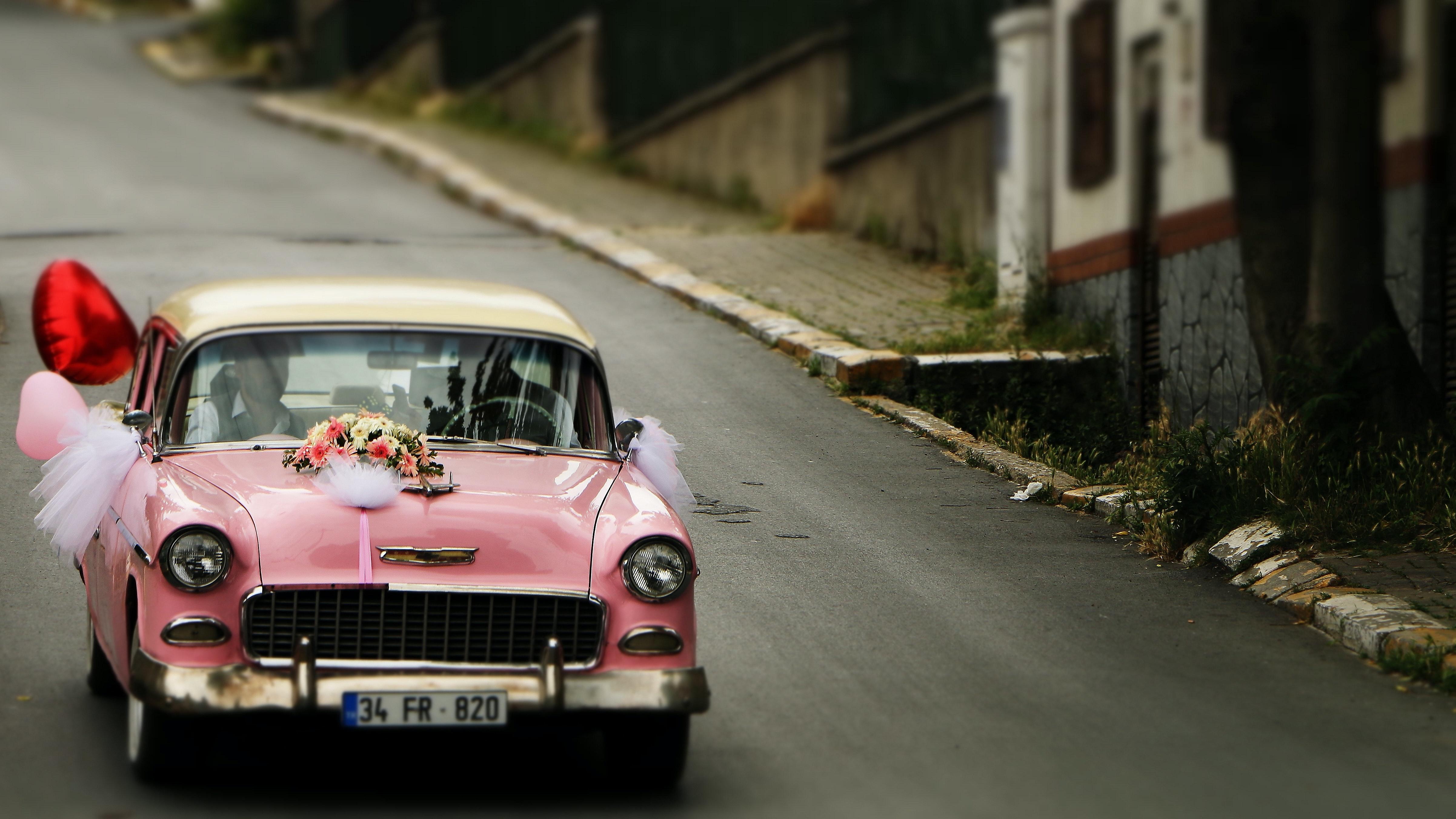 Nos conseils pour préparer une voiture-balai pour votre mariage