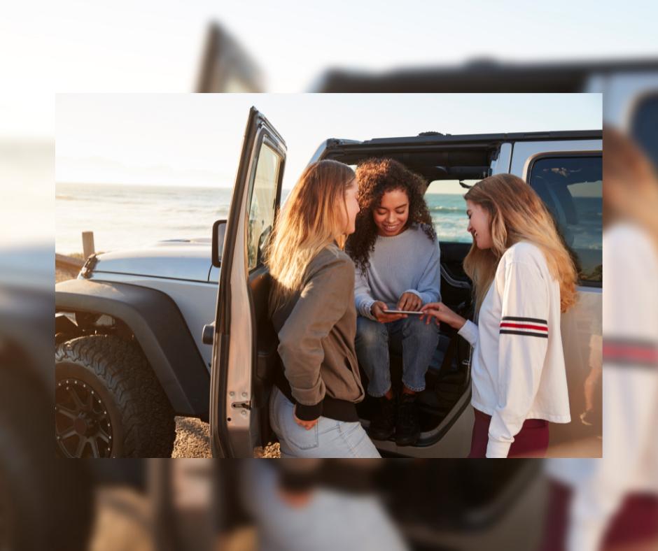 Organiser un Road trip en voiture de collection entre copines