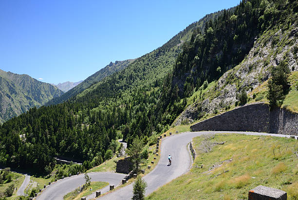 Pyrénées route