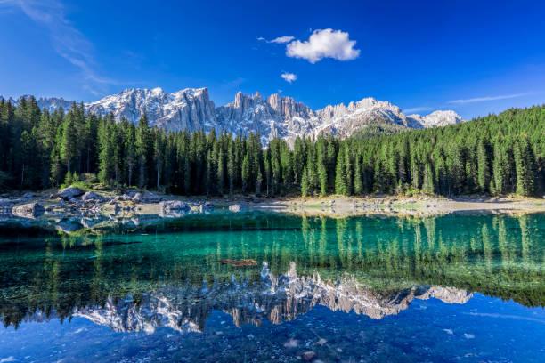 Paysage Tyrol Autrichien
