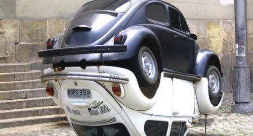 oeuvre d'art voiture de collection